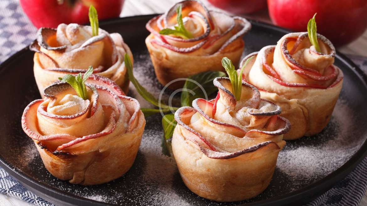 Apple Pastries